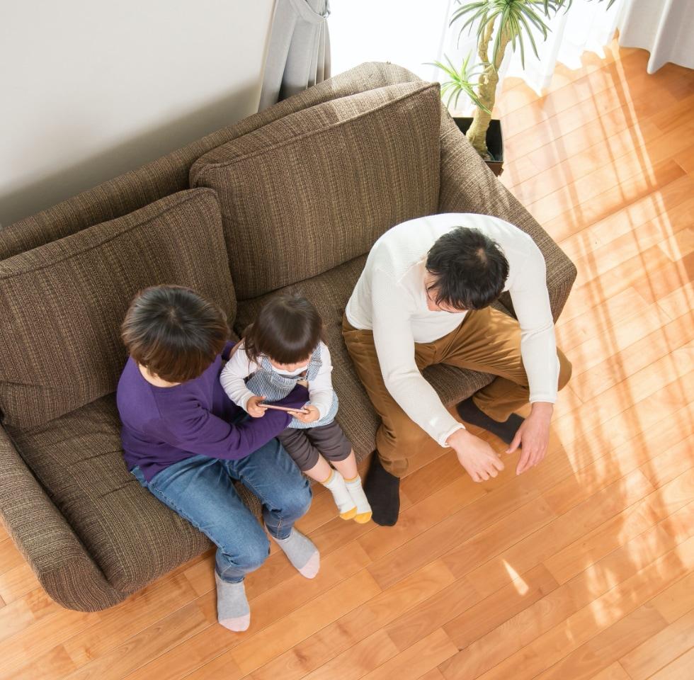 本当に家族が幸福に暮らせる家を作るために。